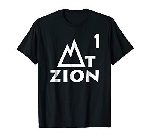 - Mt Zion Williamson Duke basketball t-shirt
