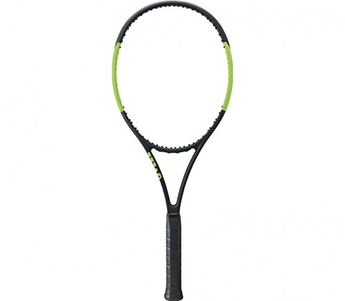 Wilson 2017 Blade 104 Square Inch Tennis Racquet - Square Scottsdale