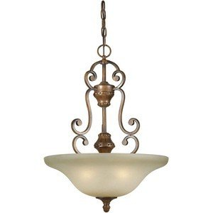 04 Tiffany Ceiling Lamp - 6