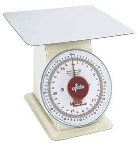 """8"""" DIAL, 60 LB COMMERCIAL FOOD PREPARATION SCALE"""