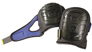 Premium Flat Cap Gel Knee Pads (4 Pairs) - R3-121