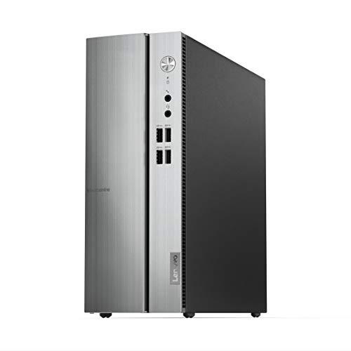 Lenovo Ideacentre 510S 2019 Desktop (9th Gen Intel Core i3 9100/4GB/1TB/Windows 10/Integrated Graphics), Warm Silver (90LX0089IN)
