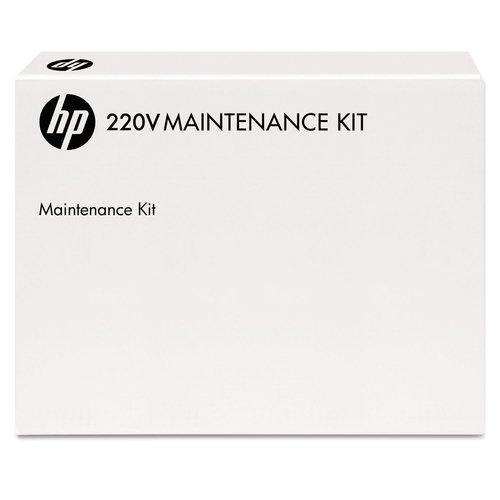 (HP Inc. Maintenance Kit -220V Includes fuser assembly, F2G77-67901 (Includes fuser assembly transfer roller, and tray 2 through six roller kit))