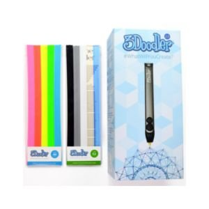 3Doodler 2.0 + 2 plastic packs + US plug
