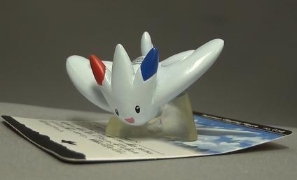Pokemon Clipping Figure Part 5 1.5 Inch Mini Figure Togekiss