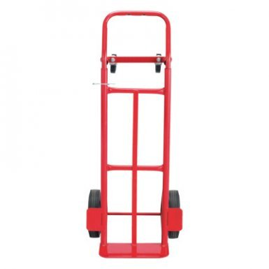 Safco Two-Way Convertible Hand Truck, 500-600lb Capacity, 18w x 51h (Truck Hand Two Way Convertible)
