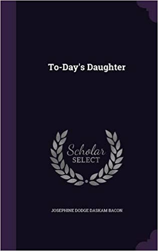 To-Day's Daughter