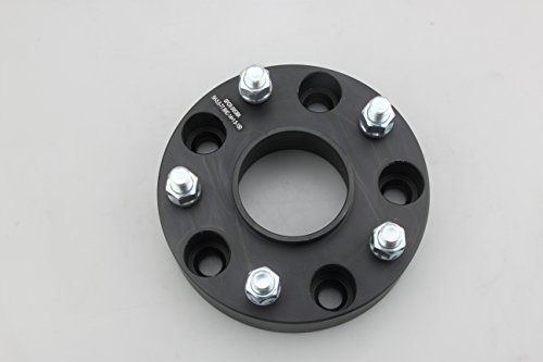 GDSMOTU 5 Lug Dodge Ram 1500 Wheel Spacers, 4pc 5x5.5 Hub-Centric Wheel Spacers Adapters 1.5 Inch 14x1.5 Studs + 77.8mm Center Bore fits 2012 2013 2014 2015 2016 2017 Ram 1500 by GDSMOTOR (Image #5)