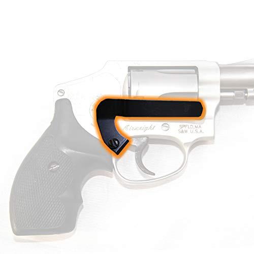 ClipDraw Concealed Carry Belt Clip for S&W J Frame Revolvers - Black