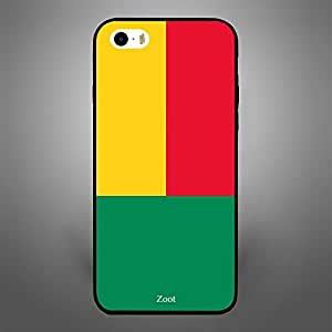 iPhone SE Benin Flag