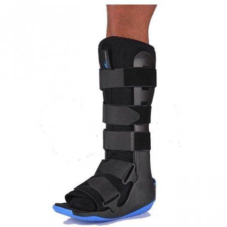 Ovation Medical Standard Tall Walker-Medium-Grey ()