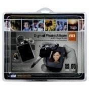 Innovage Products Digital Photo Album with Keychain