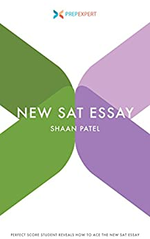 New sat essay books