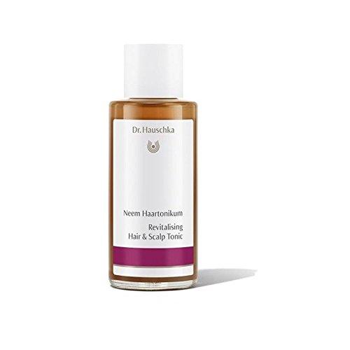 Dr. Hauschka Revitalising Hair And Scalp Tonic (100ml) (Pack of 4) (Wash Revitalising)