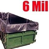 6 Mil 20 Yard Dumpster Liner - 1 Each