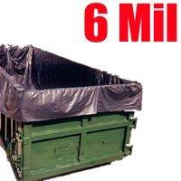 6 Mil 30 Yard Dumpster Liner 1 Each