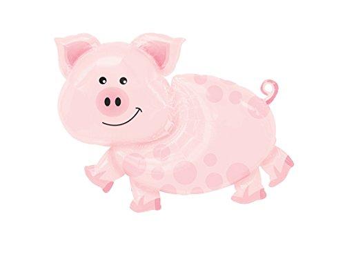 Anagram Pig Jumbo Foil Balloon -