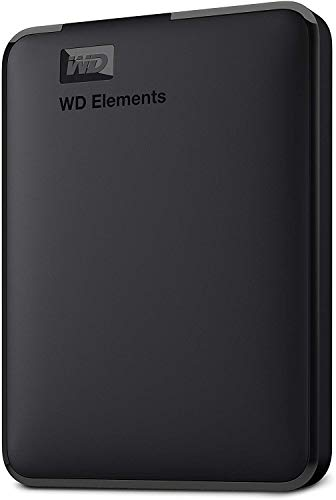 WD Elements Portable External Hard Drive –