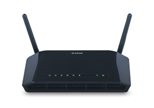 All-In-One ADSL2+ Modem Router DSL-2740B - Wireless Router - DSL by D-Link