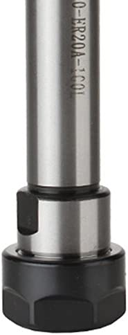 C20-ER20A-100L CNC Straight Shank Chuck Set with Spring Collect Pieces of 14