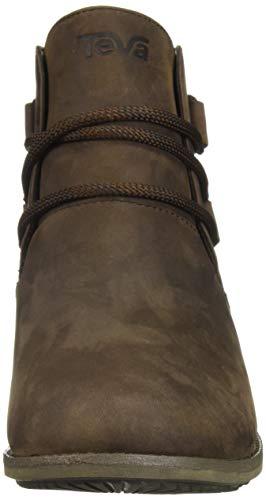 Shorty Dos Women's Boot Teva De Dark Brown W Vina Fashion La RXAYqAd