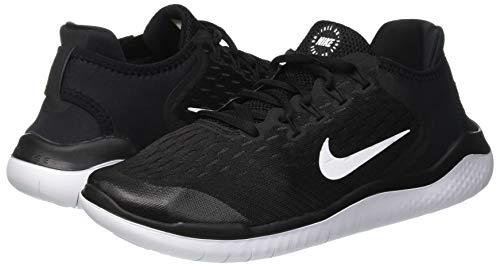 gs black Da Free Nike Rn Nero 2018 Scarpe 001 Fitness Bambino white CxxFqtwz