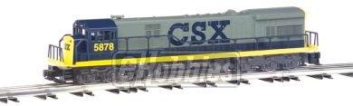 U33c Diesel Locomotive - 3