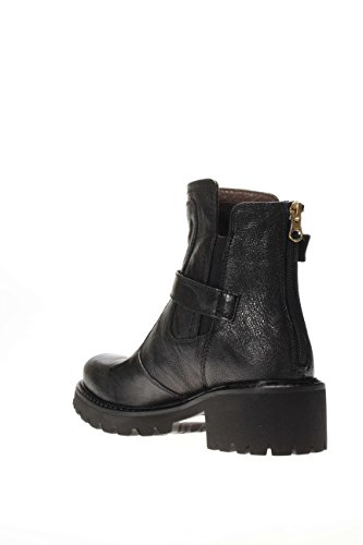 BLACK GARDENS Frau Booties A616531D ??/ 100 Nero