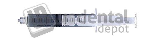 PLASDENT - 12cc Luer Lock Syringes - # LL12 - Plastic - 100Pcs/Box -Disposables - Non-Sterile 001-LL12 DENMED Wholesale