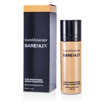 Bareminerals/Bareskin Spf 20 Foundation Serum 1.0 Oz (30 Ml)