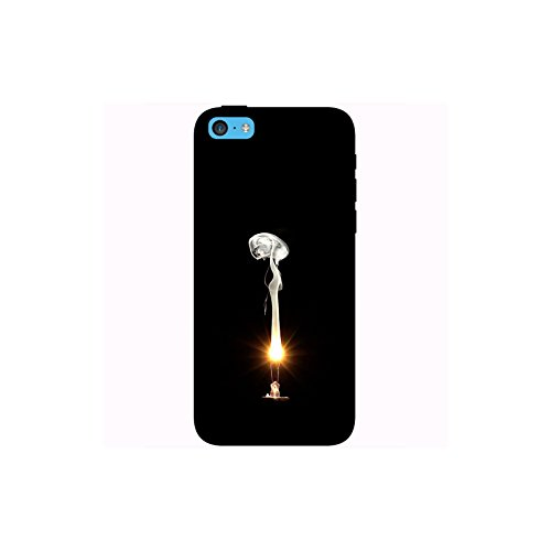 Coque Apple Iphone 5c - Filament air libre