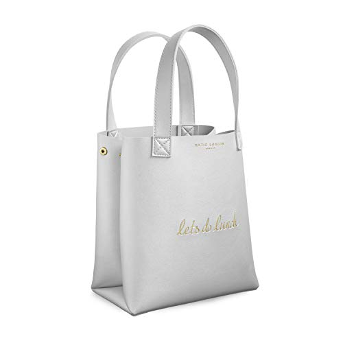 Lunch Katie Lunch Do Loxton Bag Katie Lunch Silver Bag Loxton Lets 5qZpwFz7n