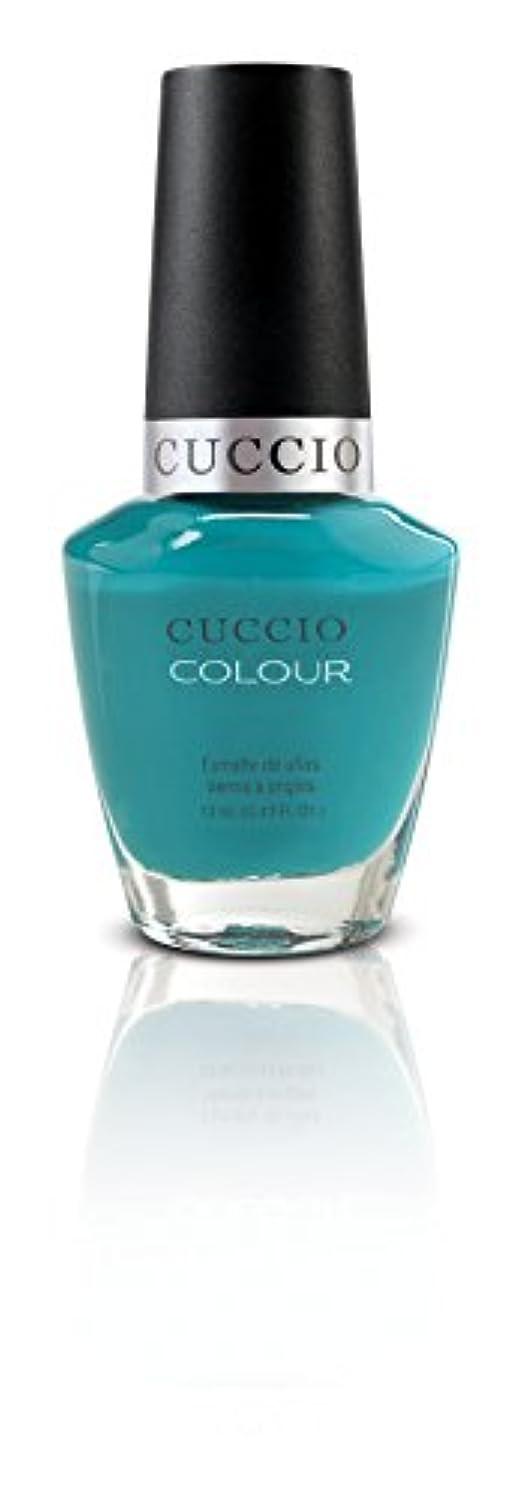 興味教科書証言するCuccio Colour Gloss Lacquer - Muscle Beach - 0.43oz / 13ml
