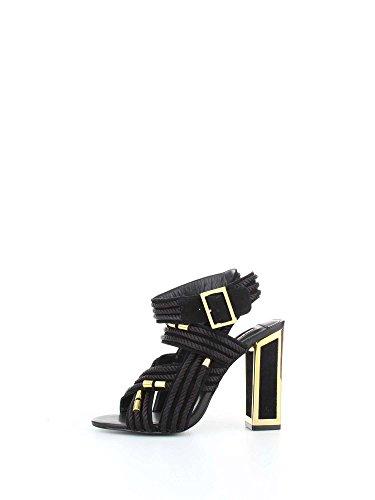 Kat Arabella 2018 Chaussures Été Sandale Cordes Noir Femme Printemps Maconie Doré 7prq6IUx7w