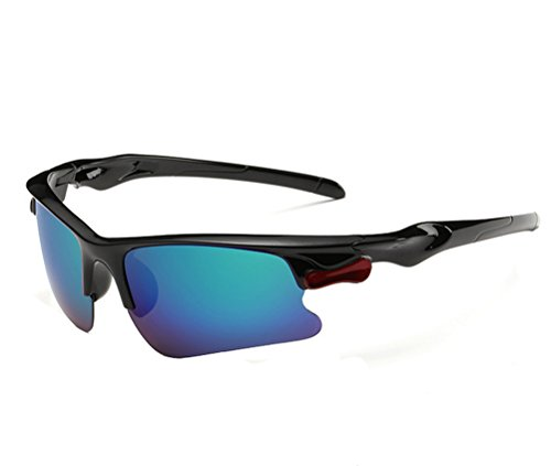 GUGGE Male Outdoor Sports Polarized Sunglasses Driving and Riding - Sunglasses Does On Mean Polarized What