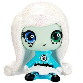Monster High Minis Single Figure Toy - Frankie Stein - Candy Ghouls Season -