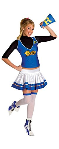 [Archie Comic Betty Adult Costume] (Betty Archie Comics Halloween Costume)