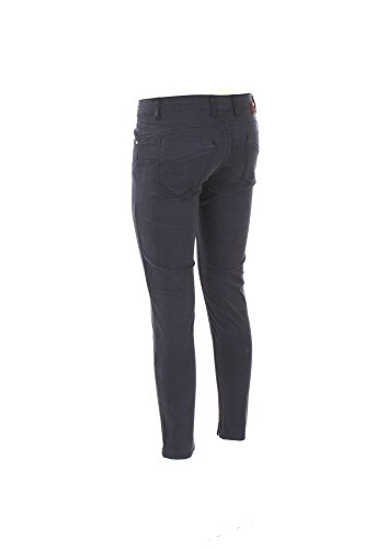 Pantalone Donna Yes-zee 30 Blu P306 Xn00 Autunno Inverno 2017/18