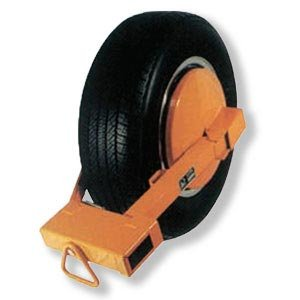 """Miti Manifacturing Domed PB with """"Hook-Loc"""" & """"Variable Tire Stops"""" Immobilizer Series PB-14"""