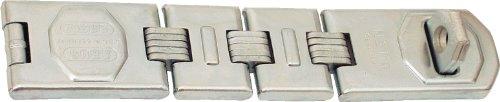 (ABUS 110/230 Hardened Steel Concealed Hinge Pin Hasp (9