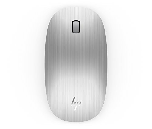 HP Spectre Bluetooth Wireless Mouse 500 (Natural Silver with a brushed slate texture)
