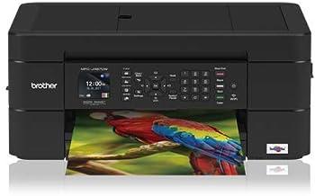 Brother MFC-J497DW Color Inkjet 1-in-1 Printer