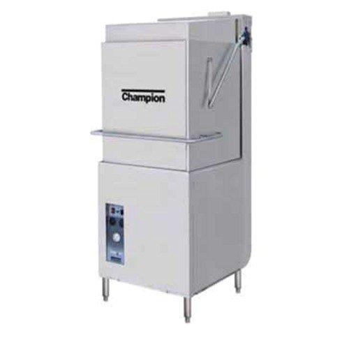 - Champion DH5000T Genesis High Temperature Hood-Type Dishwashing Machine
