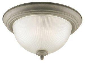 Westinghouse 6436100 2 Light Flush Mount Ceiling Light