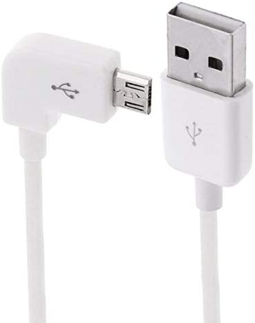 Lenovo Huawei HTC for Samsung White Sony and Other Smartphones Minyangjie Mobile Cable Accessories Micro USB Cable 1m 90 Degree Micro USB Port USB Data Cable