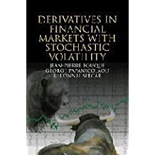 Derivatives in Financial Markets with Stochastic Volatility