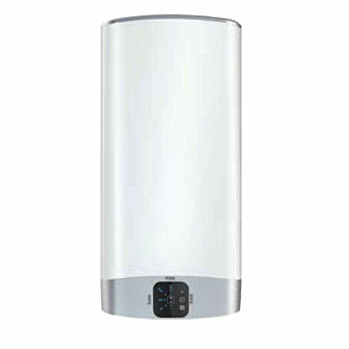 Ariston Thermo DUO 80 - Termo Electrico Vertical/Horizontal Fleck Duo80 Con Capacidad De 80 Litros