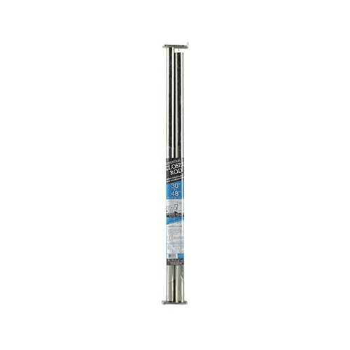 Platinum Adjustable Closet Rod - 5