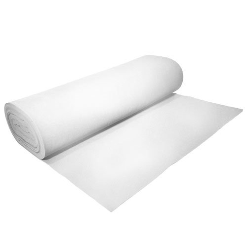 Acrylic Felt by the Yard 72'' Wide X 20 YD Long: White by The Felt Store