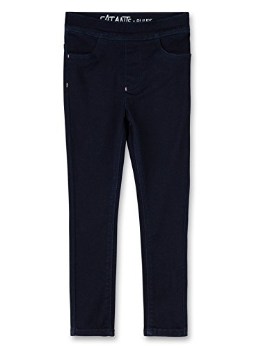 Niñas Jeans para Azul Blue Deep Sanetta q8pZgww